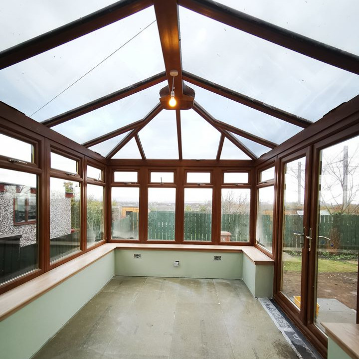 conservatories & greenhouses