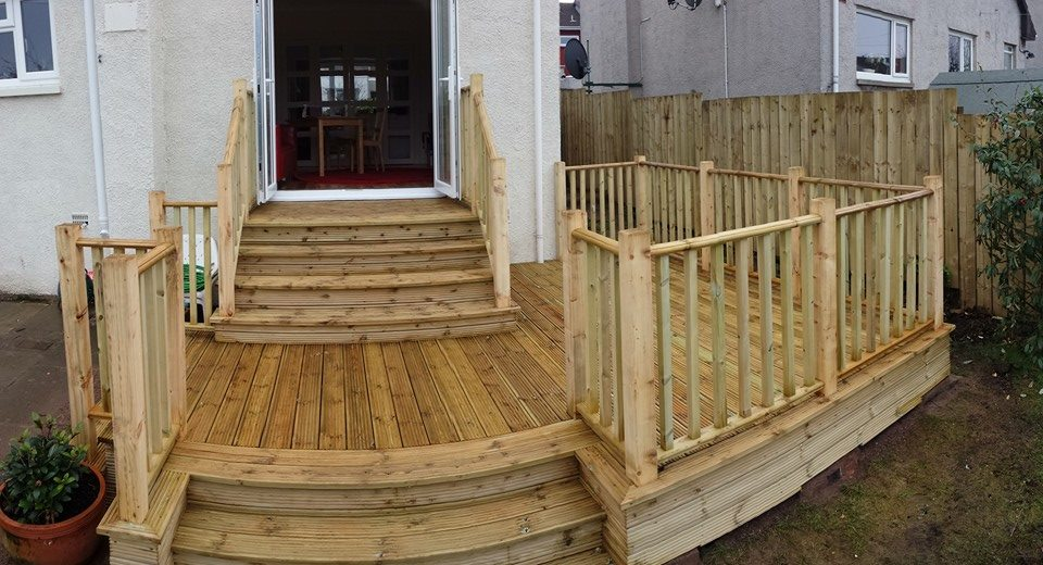 carpentery porches staircases